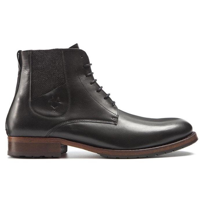 a6b2a8fefebc7 Drome boots cuir Kost   La Redoute