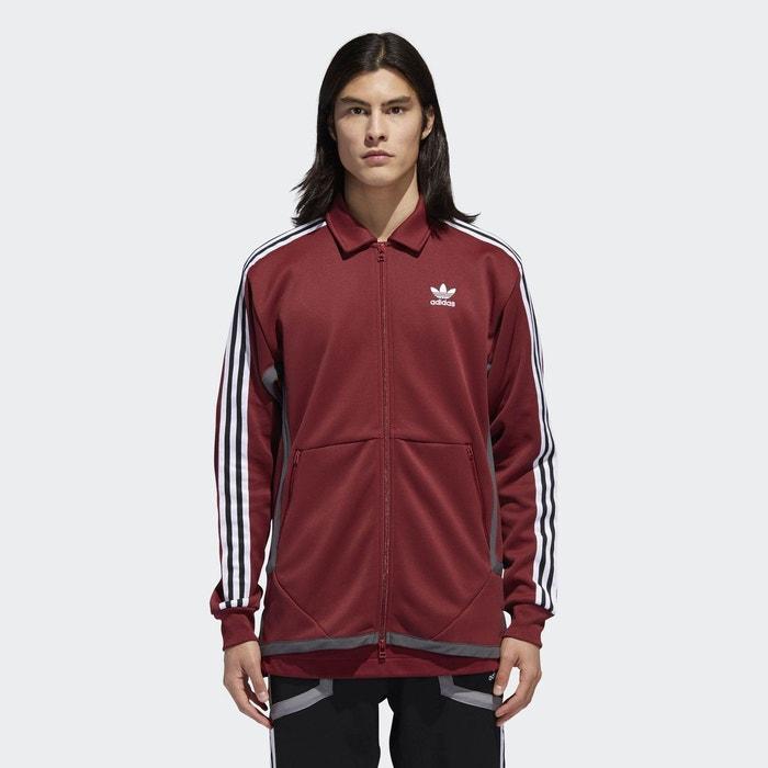 Veste de survêtement windsor rouge Adidas Originals  aae1c09f482