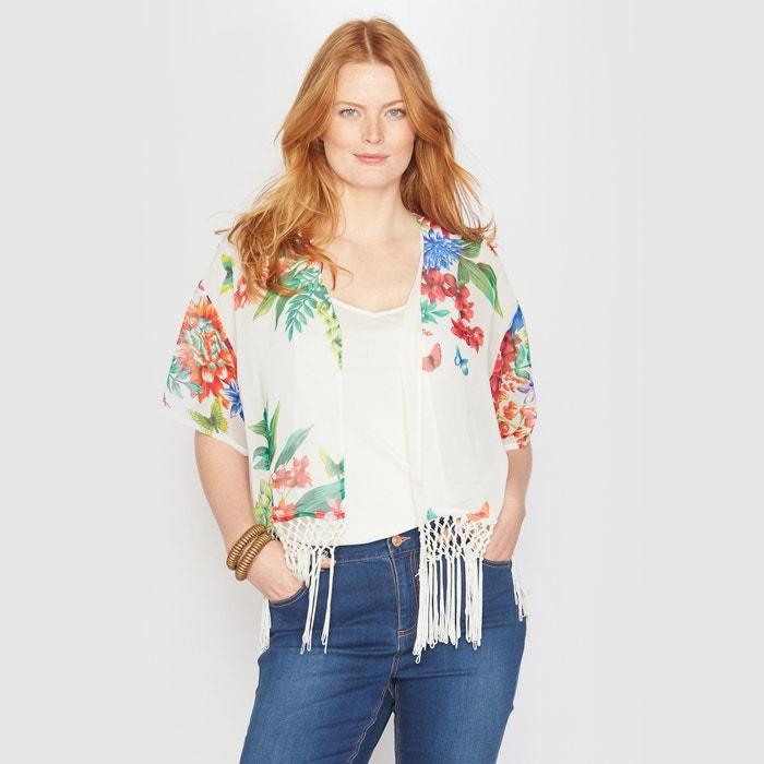 afbeelding Vest in kimono model TAILLISSIME