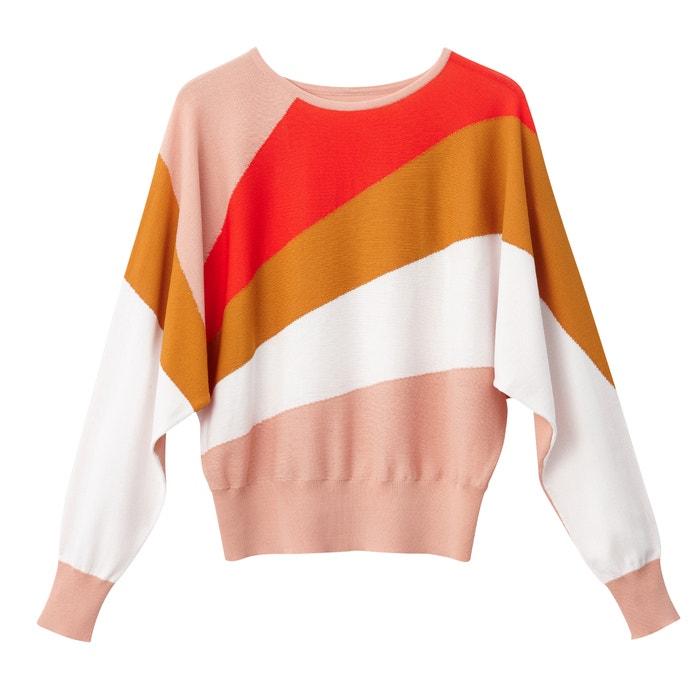 murci manga multicolor con Collections Jersey 233;lago La Redoute q8zgTT