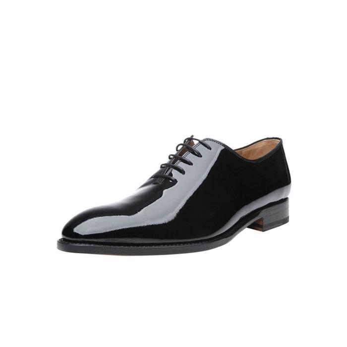 Wholecut verni en noir  noir Shoepassion  La Redoute