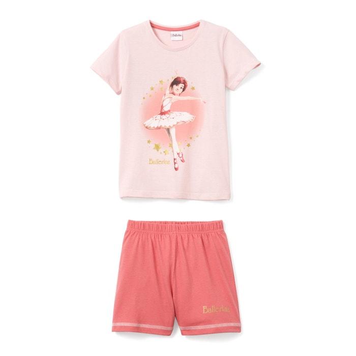 Pijama 2 - 10 anos  BALLERINA image 0