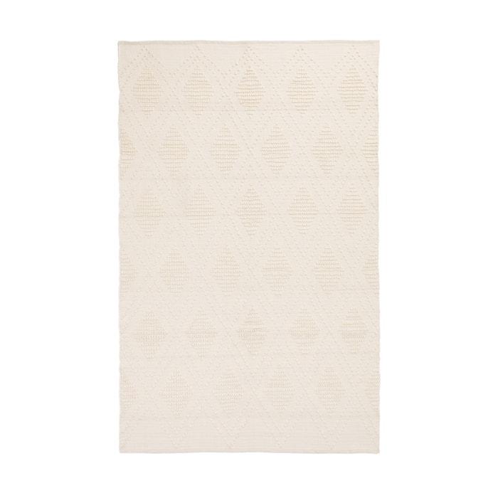 VOLOS Hand Woven Pure Cotton Rug  La Redoute Interieurs image 0