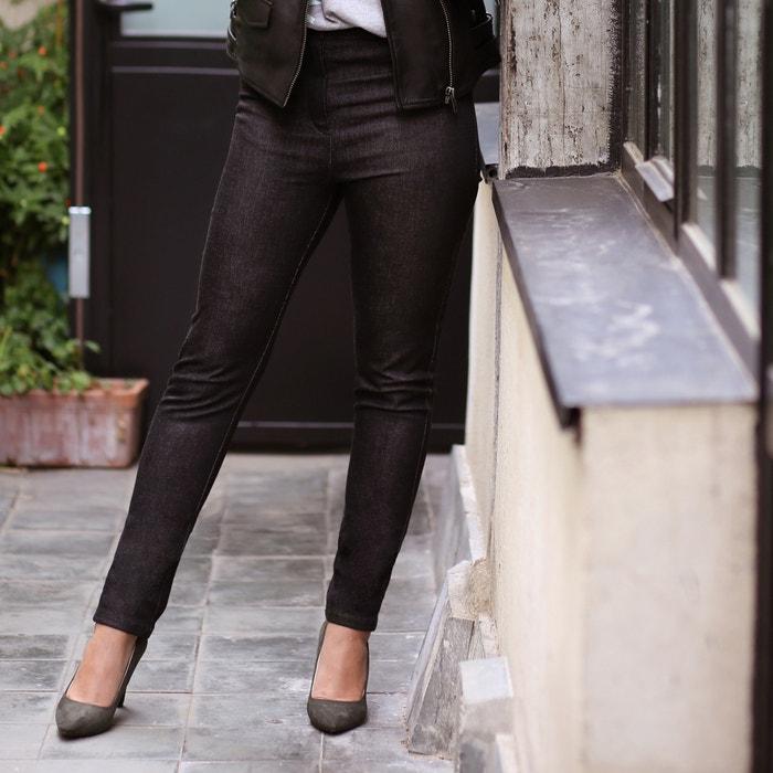 "Image High Waist Skinny Jeans, Length 31.5"" ENJOYPHOENIX POUR LA REDOUTE"