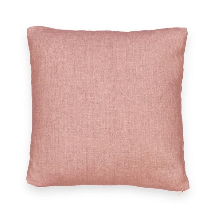 Federa per cuscino lino lavato ONEGA  La Redoute Interieurs image 0