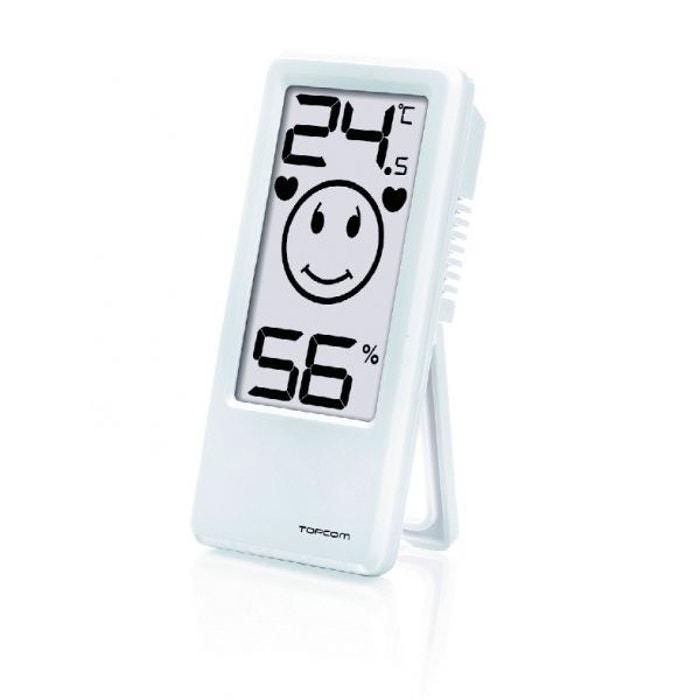 thermometre hygrometre chambre bebe thermom tre hygrom tre de chambre id al pour b b