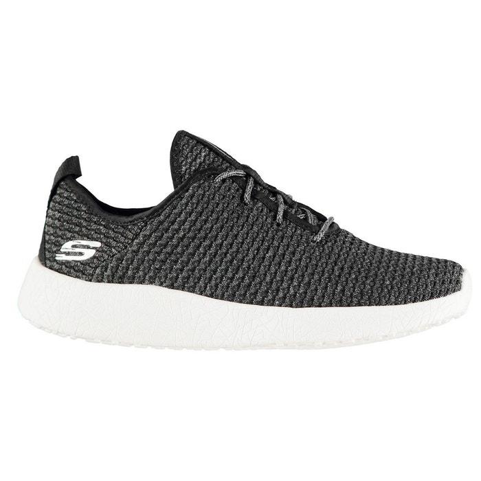 Baskets de running  noir/blanc Skechers  La Redoute