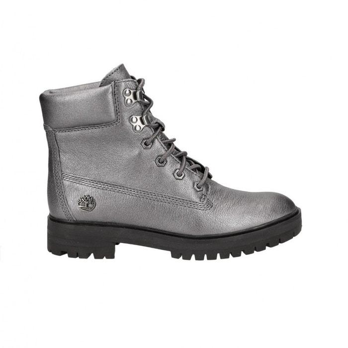 La 6 Boot Gris Square London Inch Timberland Redoute qwYU1BxY