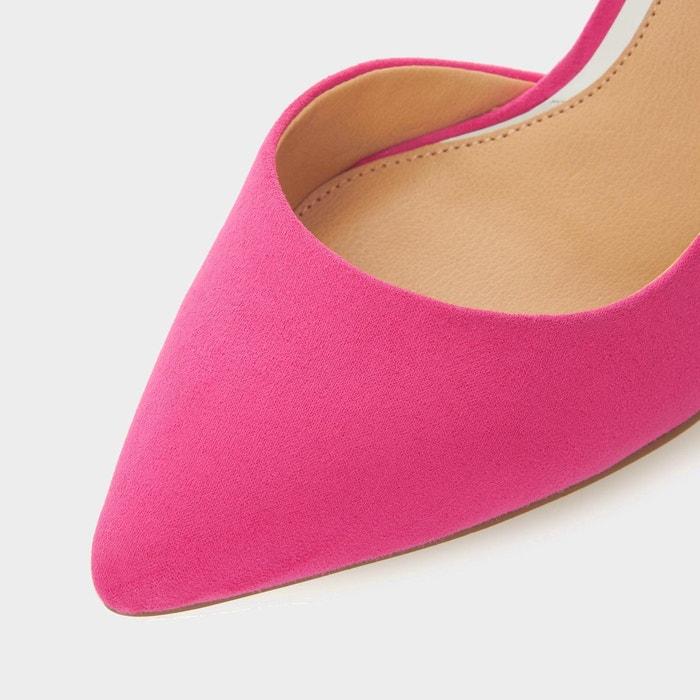 Escarpins à découpe avec bride de cheville - clarra Head Over Heels By Dune