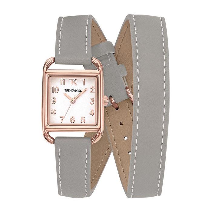 original à chaud clair et distinctif acheter maintenant Montre Valse Bracelet double tour