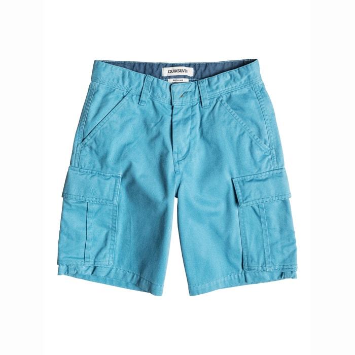 Plain Cotton Shorts, 8 - 16 Years.