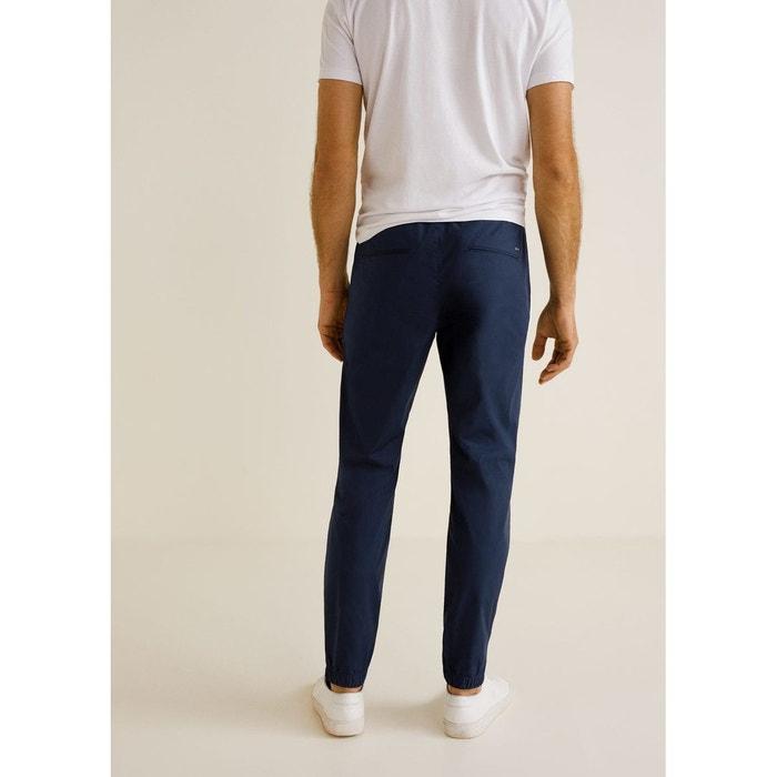 Jogger Redoute Pantalon Coton Man La Mango AOqdRwxU