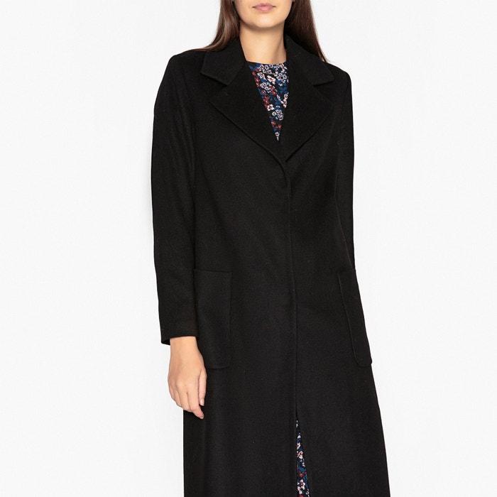 d61215f221 Samara straight wool and cashmere coat