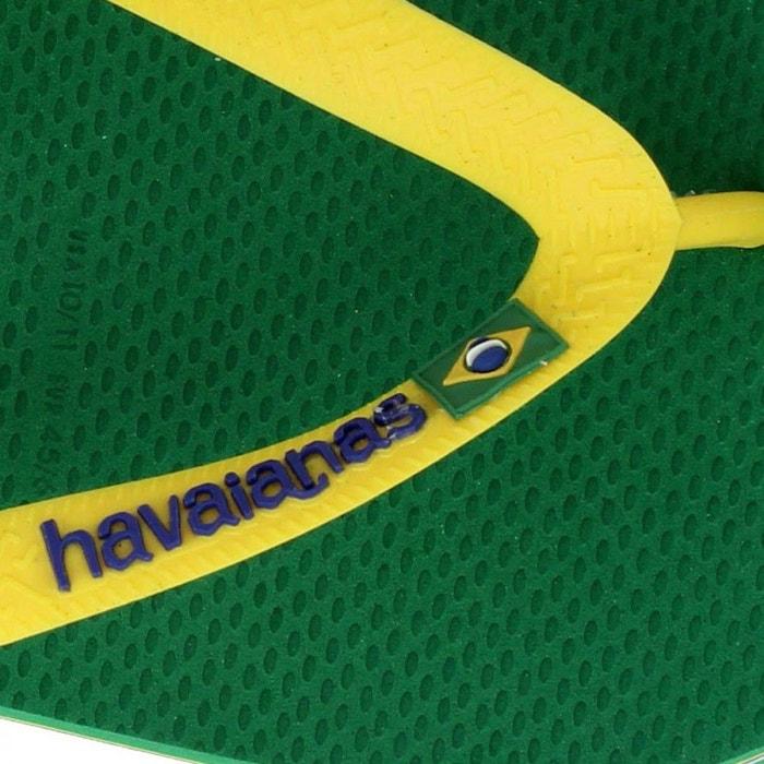 Tongs brazil logo vert Havaianas