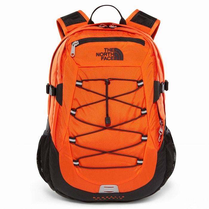d8720680104d9 Sac à dos borealis orange The North Face   La Redoute