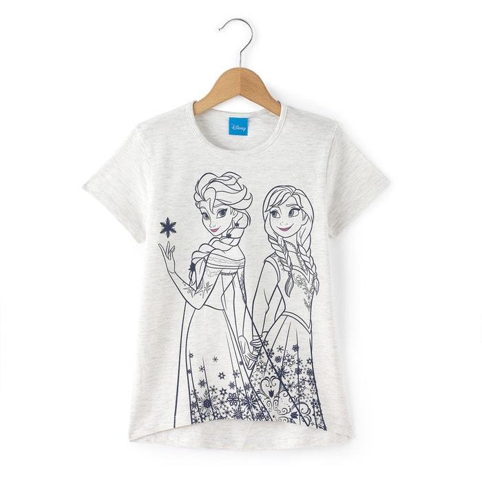Image T-shirt 3-12 ans LA REINE DES NEIGES