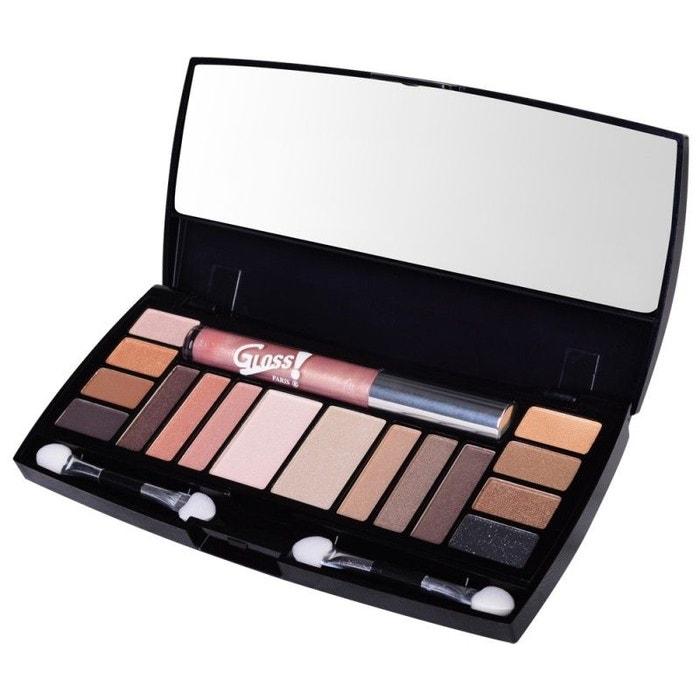 Palette maquillage pour les yeux et le teint sur BYS