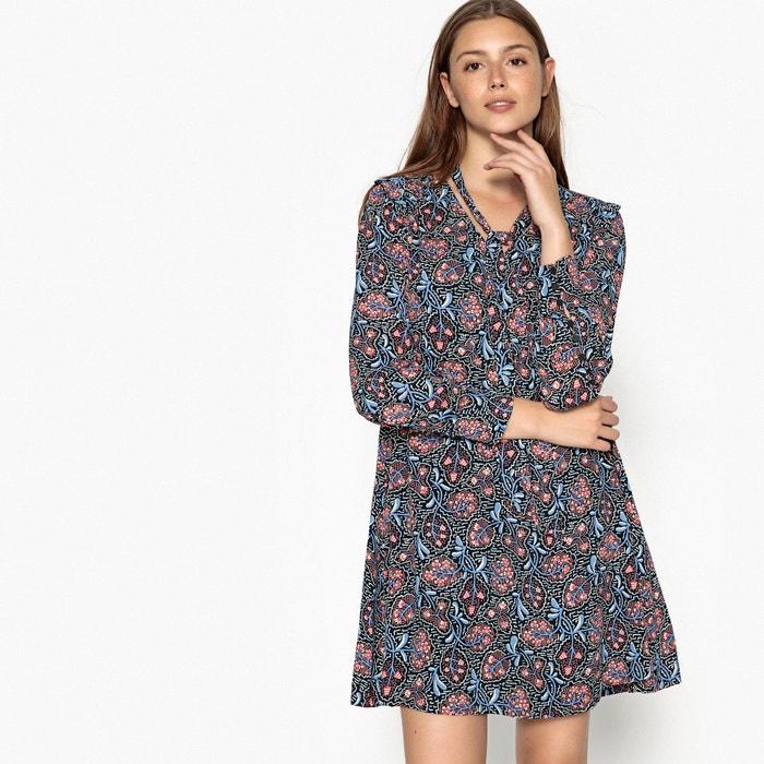 corto SUNCOO con estampado de Vestido flores CHERYNE SzzxwBqP5T