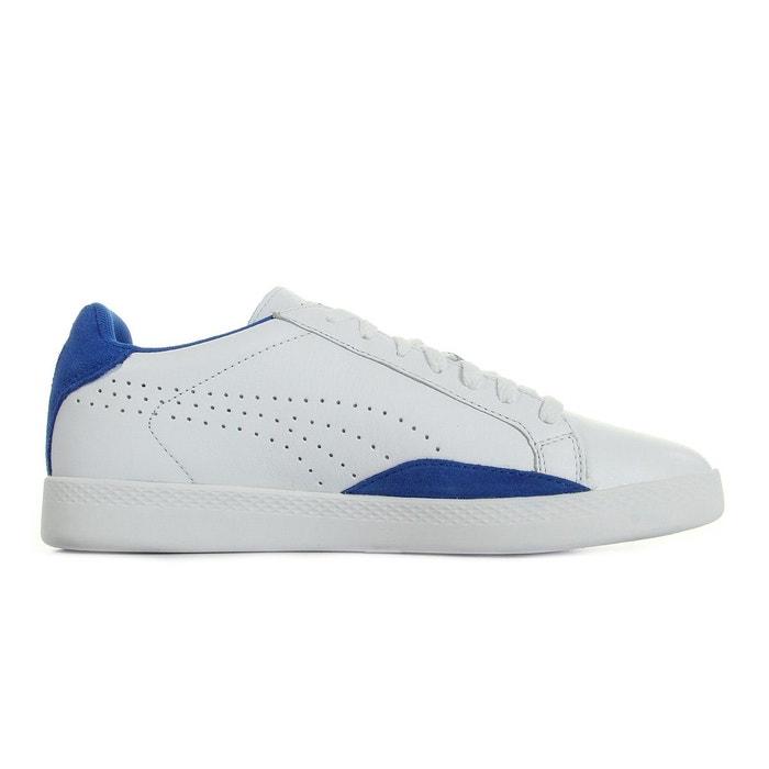 Match lo basic sports blanc / bleu marine Puma