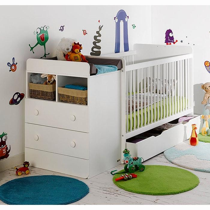 afbeelding Bed/commode met luierplank Gabien La Redoute Interieurs