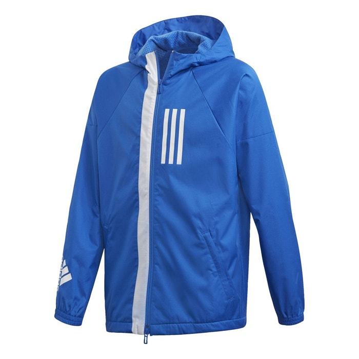 91cd008fa5 Veste id wnd bleu Adidas Performance | La Redoute