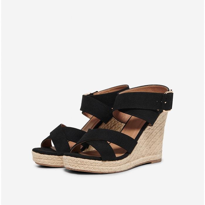Sandales talon compensé Amelia