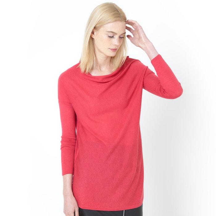 Imagen de Jersey con escote drapeado R essentiel