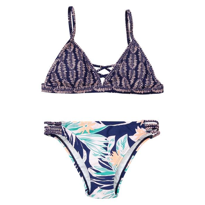 Bedrukte bikini 10-16 jr  La Redoute Collections image 0
