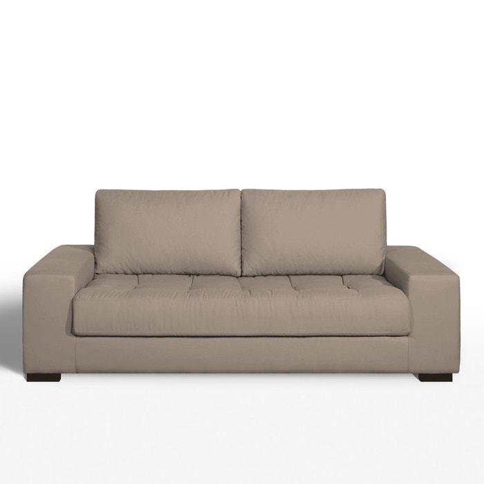 canap arlon coton la redoute interieurs la redoute. Black Bedroom Furniture Sets. Home Design Ideas