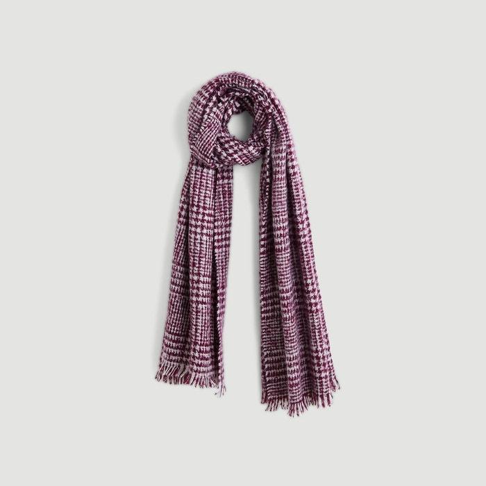 2e5a6eea6510 Echarpe violet Monoprix   La Redoute