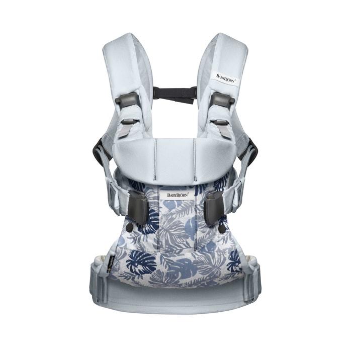 afbeelding Babydrager Carrier One, bedrukt lichtblauw BABYBJORN