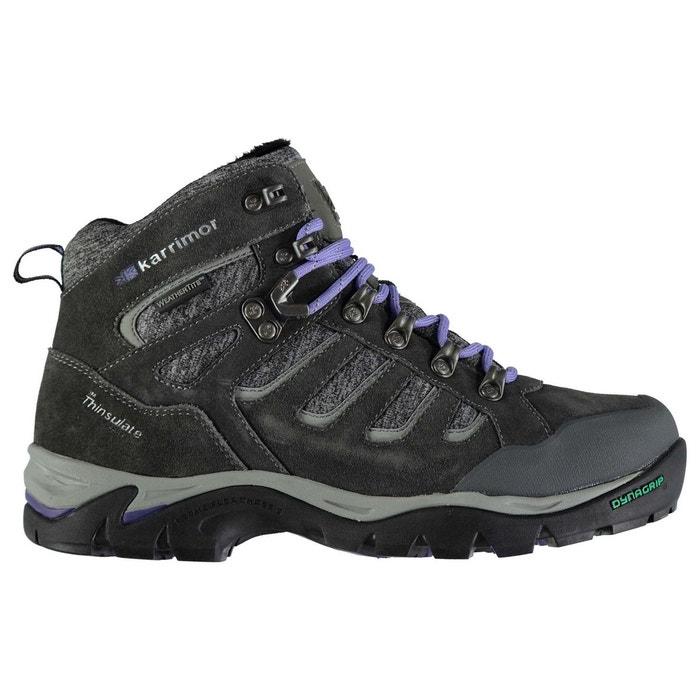 Chaussures de marche  gris Karrimor  La Redoute