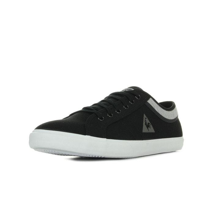 Le Coq Sportif SAINT FERDINAND 2 CVS JERSE Noir - Chaussures Baskets basses Homme