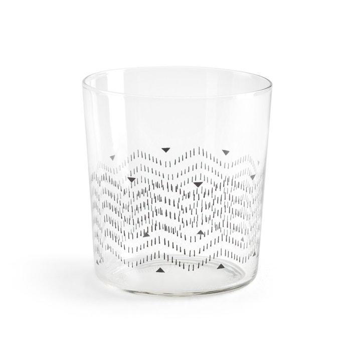 Caratteristiche dei 4 bicchieri, AFROA  La Redoute Interieurs image 0