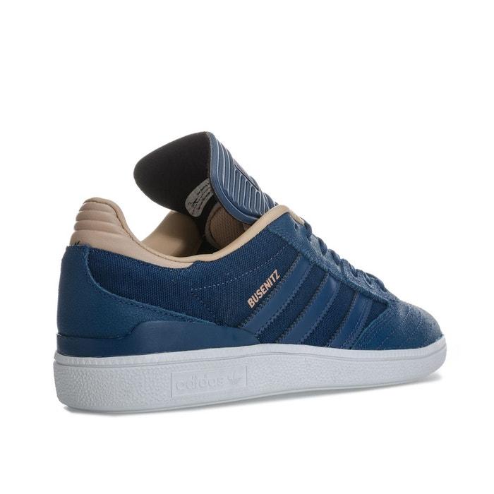 Baskets busenitz pro bleu marine Adidas Originals ...