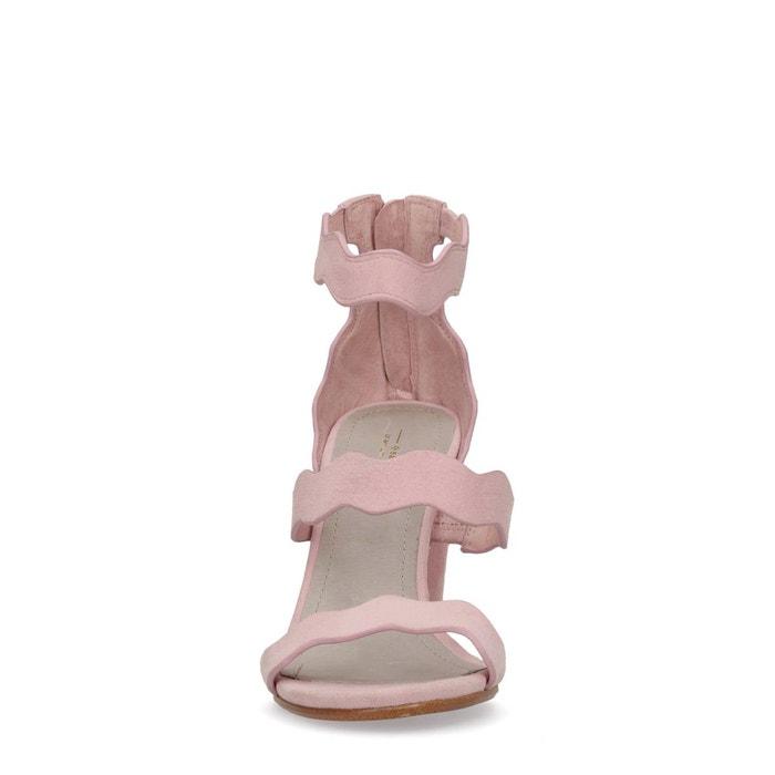 Sandales à talon cubain Sacha