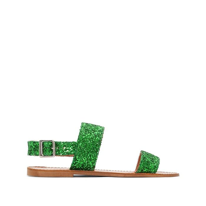 Sandali piatti glitter  JONAK image 0