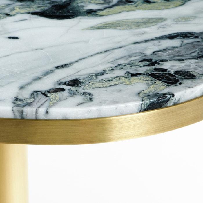 Image Table de bistrot marbre Ø60 cm, Lixfeld AM.PM.