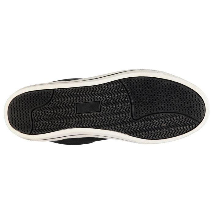 Chaussure skate noir/blanc No Fear