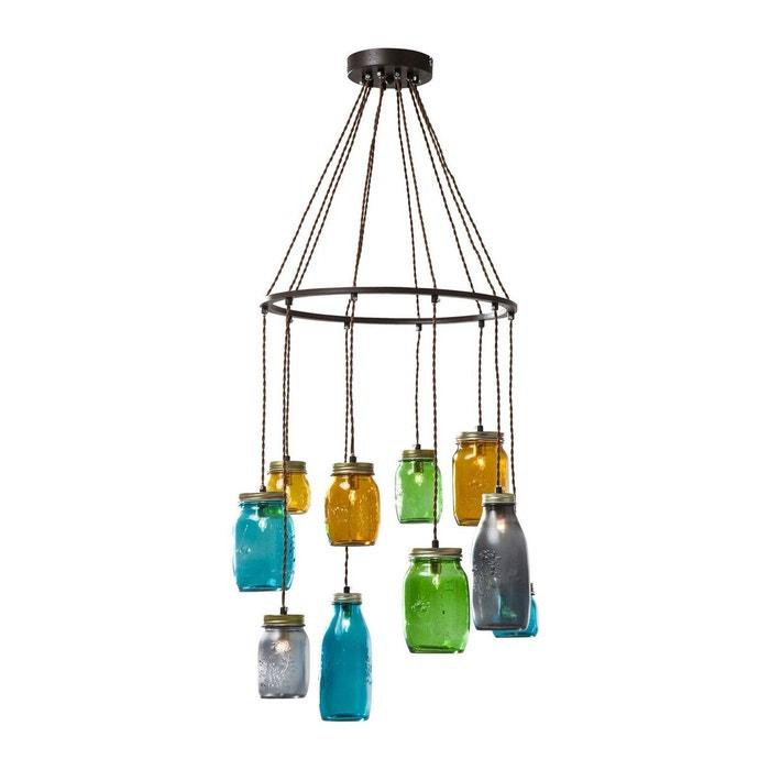 lustre tarro 10 branches kare design couleur unique kare. Black Bedroom Furniture Sets. Home Design Ideas