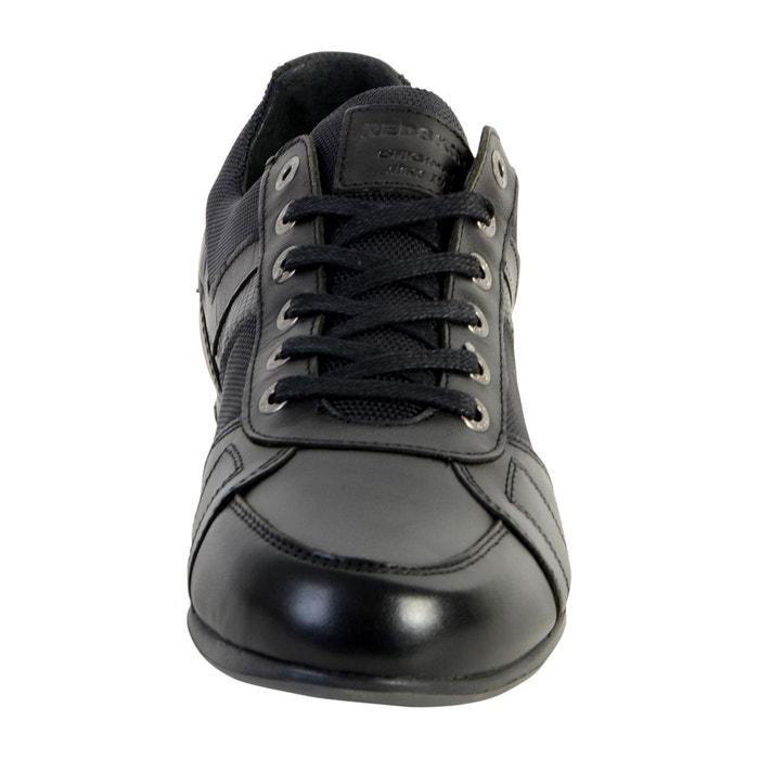 Basket waller ud97102 noir noir Redskins