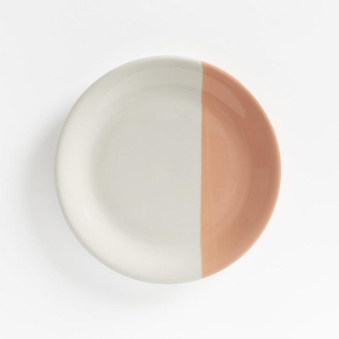 Image Assiettes à dessert en faïence ZALATO (lot de 4) La Redoute Interieurs