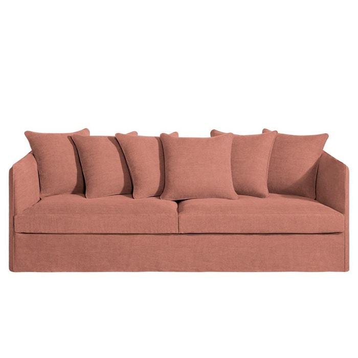 canap fixe neo chiquito lin pais am pm la redoute. Black Bedroom Furniture Sets. Home Design Ideas