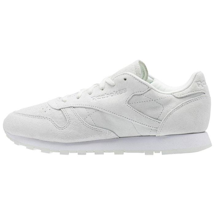 Classic leather nbk blanc Reebok Classics