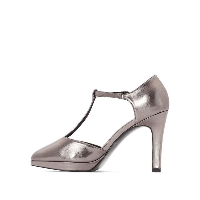 Plataform Zapatos Con Tacón Irisados Detalle De tdxrCsQh