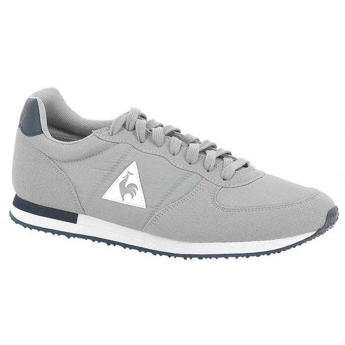 a3dc44d34d7 Onyx nylon chaussure homme gris Le Coq Sportif