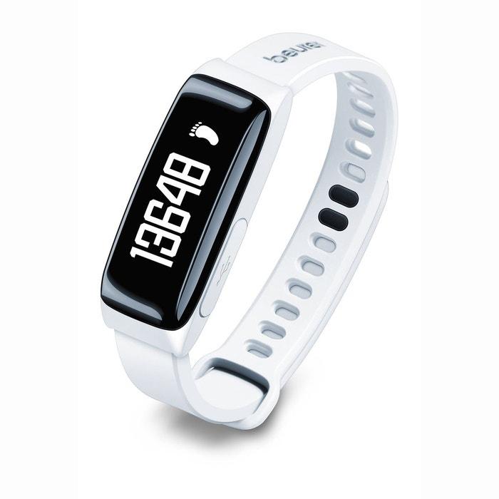Bracelet capteur dactivité BodyShape AS 81, blanc