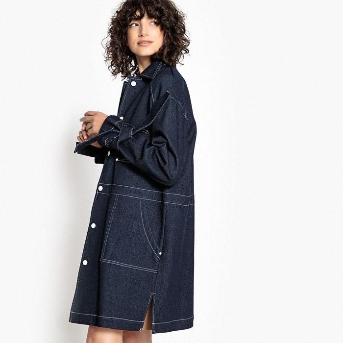 Manteau en denim La Redoute Collections