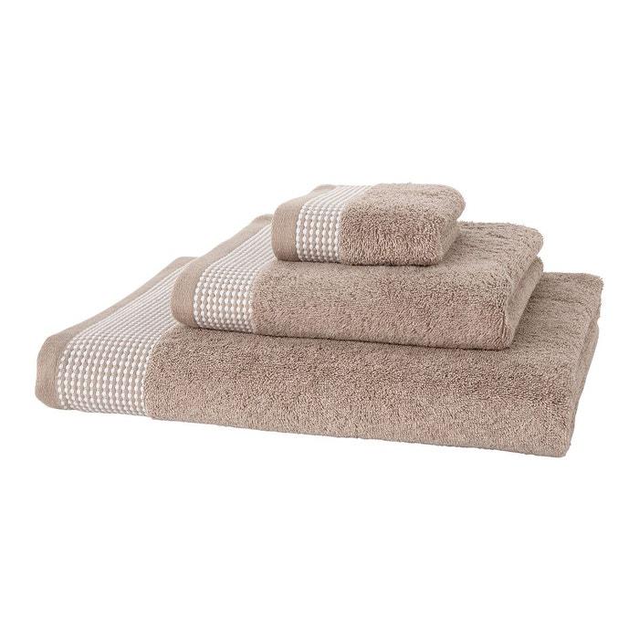 serviette de bain juno el corte ingles la redoute. Black Bedroom Furniture Sets. Home Design Ideas