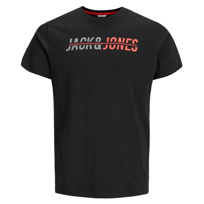Image T-shirt scollo rotondo, motivo davanti, Jcolinn JACK & JONES